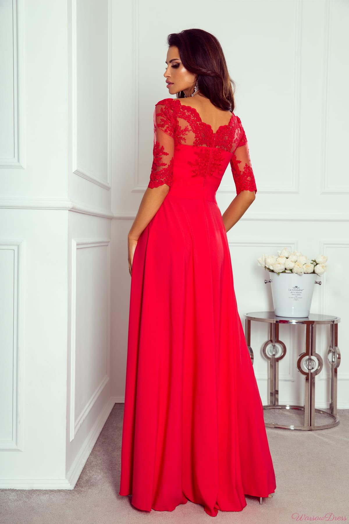 93bf12d416 Vanessa - sukienka koronkowa