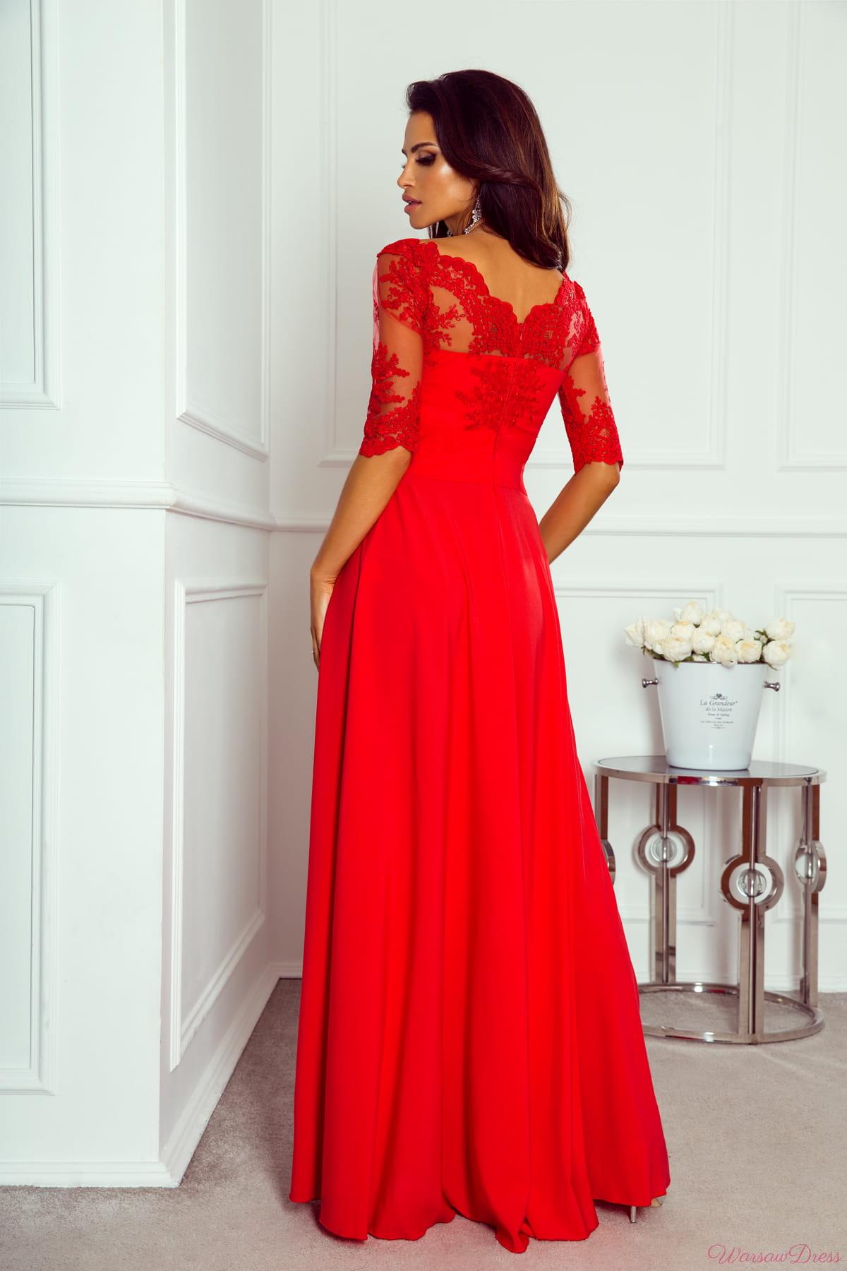 955f577527 Vanessa - sukienka koronkowa