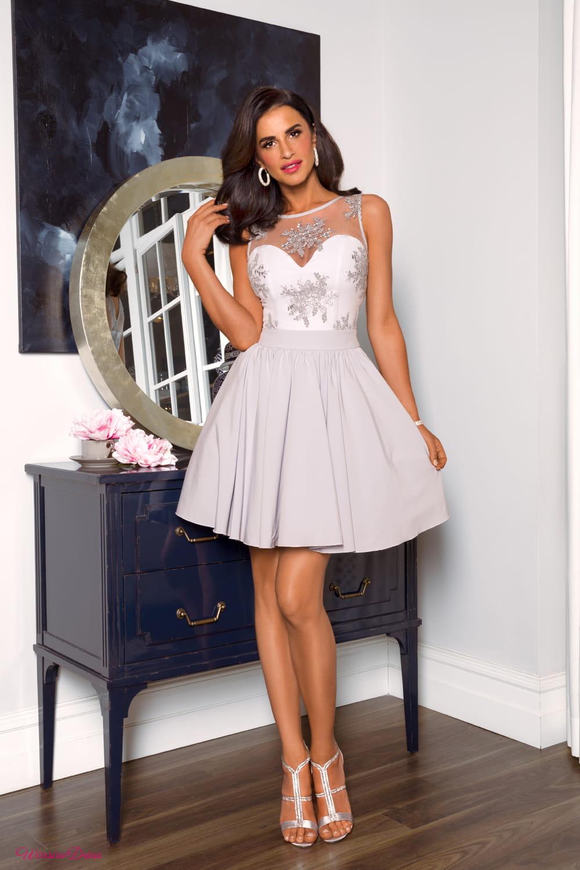 2ae3304bcd Susan mini - sukienka z koronką